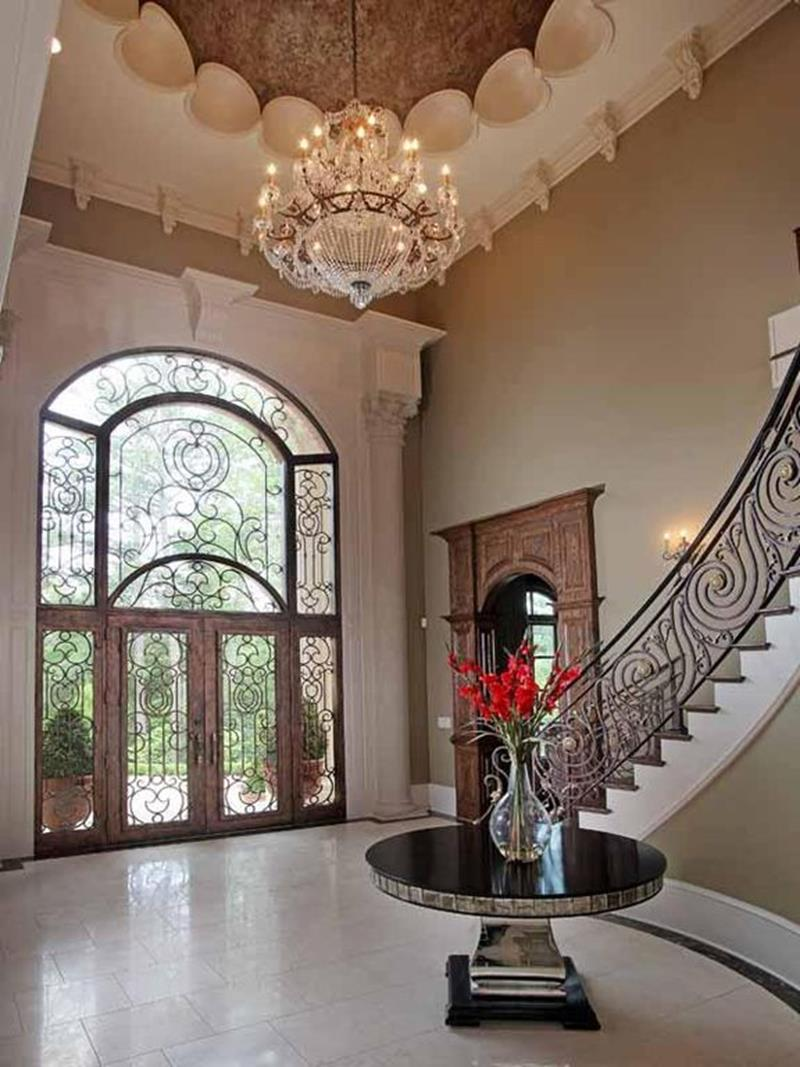 image named 20 Breathtaking Foyer Designs and Ideas 5