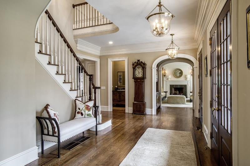 image named 20 Breathtaking Foyer Designs and Ideas title