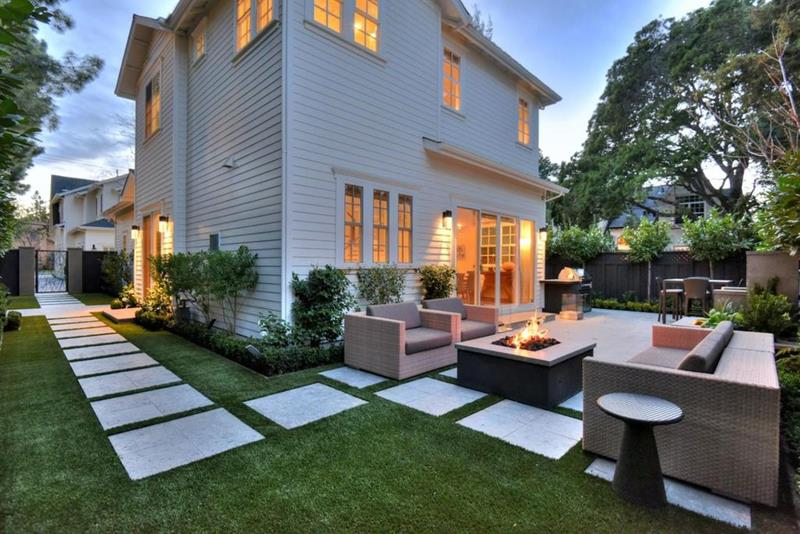 image named 20 Gorgeous Backyard Patio Design Ideas 13