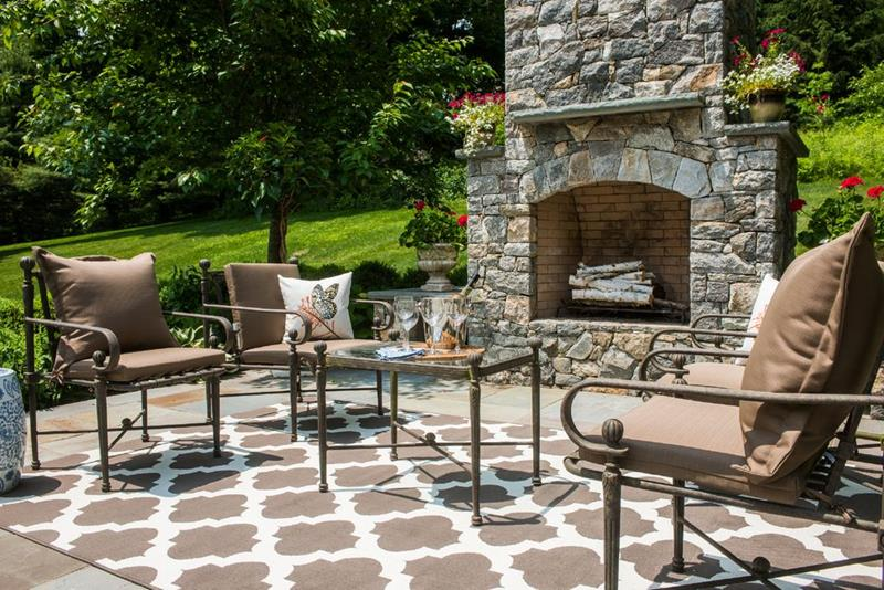 image named 20 Gorgeous Backyard Patio Design Ideas 14
