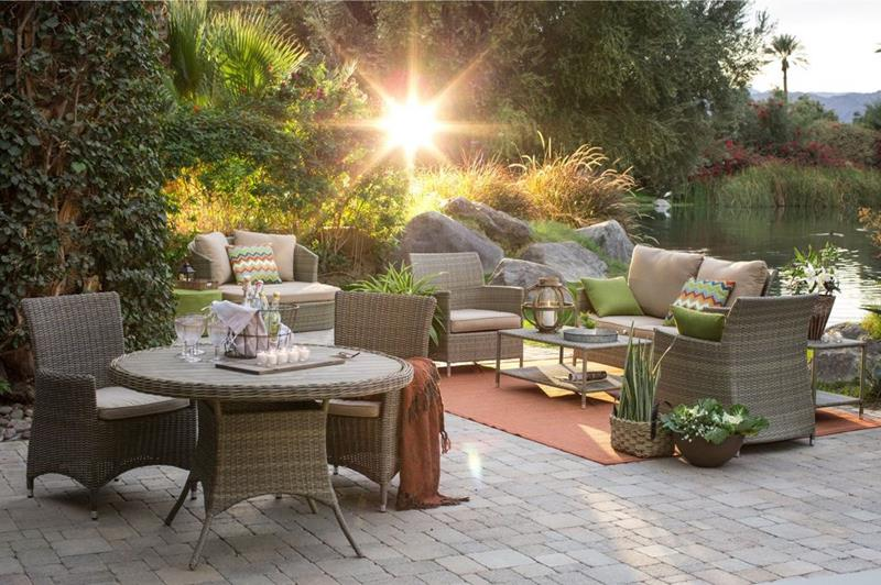 image named 20 Gorgeous Backyard Patio Design Ideas 20