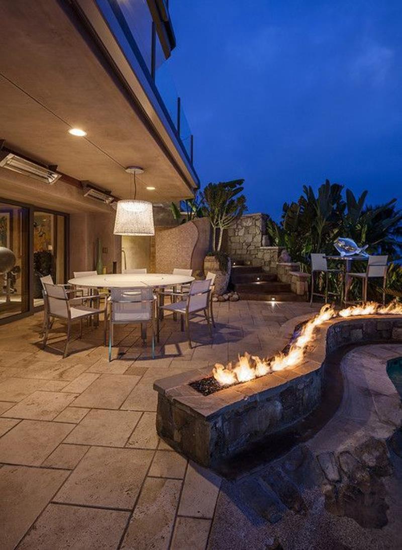 image named 20 Gorgeous Backyard Patio Design Ideas 5