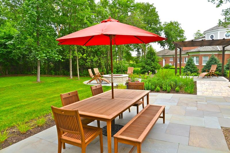 image named 20 Gorgeous Backyard Patio Design Ideas 8