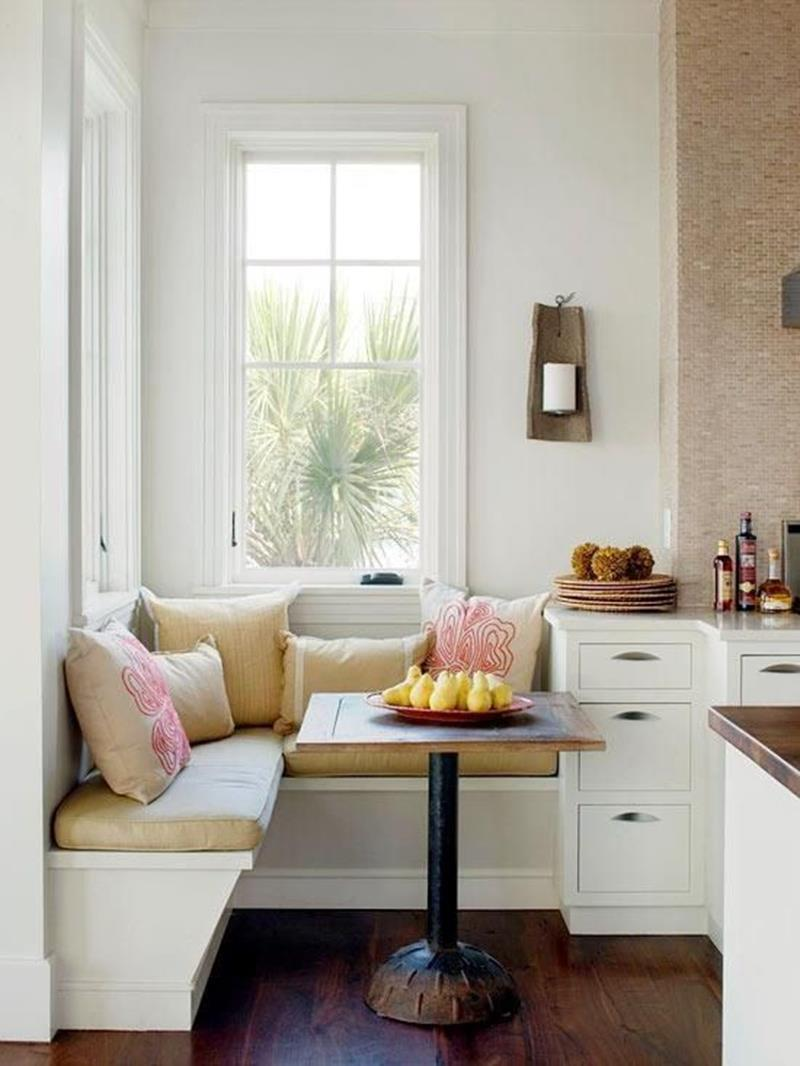 image named 20 Gorgeous Breakfast Nook Designs and Ideas 1