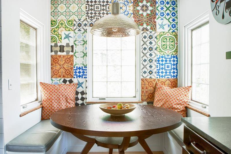 image named 20 Gorgeous Breakfast Nook Designs and Ideas title