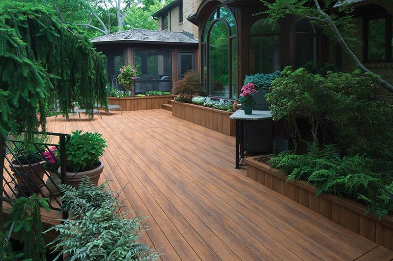 image named 20 Gorgeous Deck Designs and Ideas 16