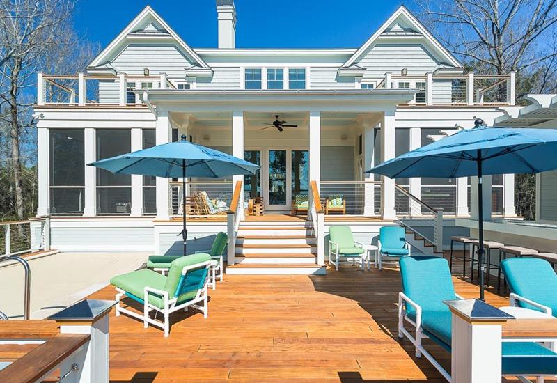 image named 20 Gorgeous Deck Designs and Ideas 17