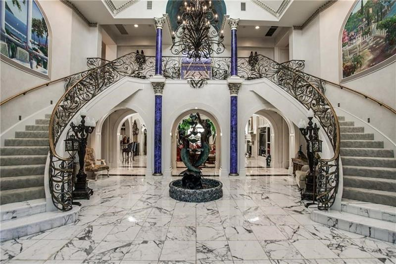 image named 20 Jaw Dropping Foyer Designs title