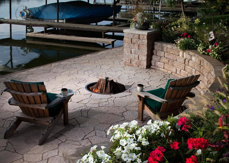 image named 20 Perfect Backyard Fire Pit Ideas 4