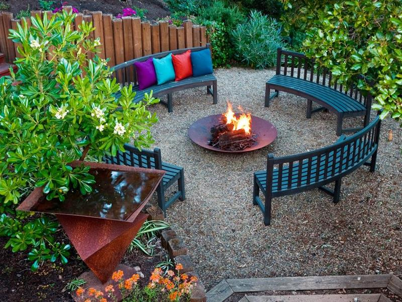 image named 20 Perfect Backyard Fire Pit Ideas 5