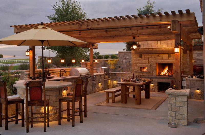 image named 20 Stunning Patio Designs 15