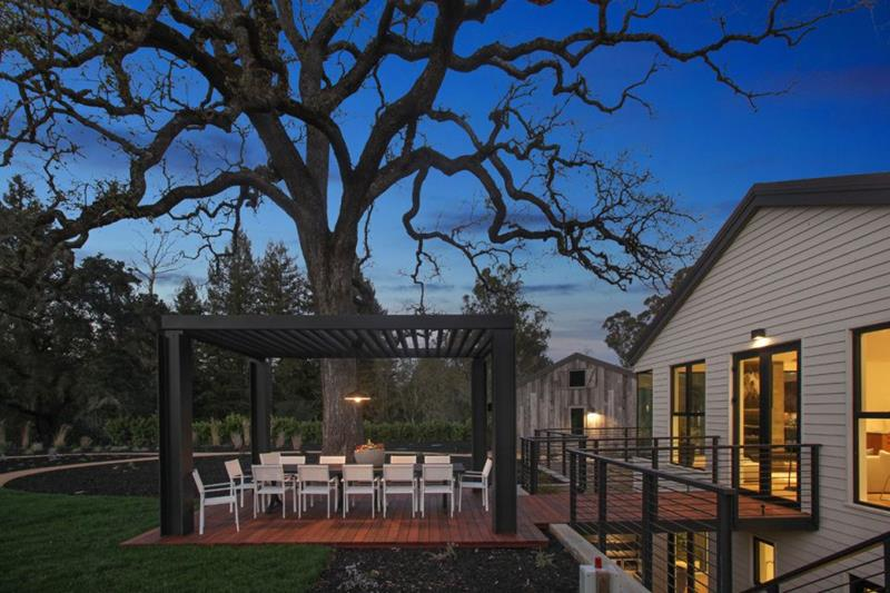 image named 20 Stunning Patio Designs 8
