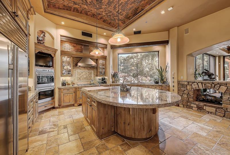 image named 20 Stunning Rustic Kitchen Designs and Ideas 3