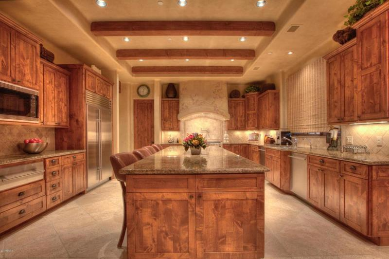 image named 20 Stunning Rustic Kitchen Designs and Ideas 4