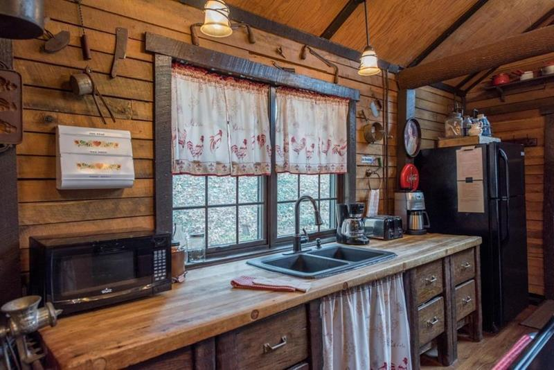image named 20 Stunning Rustic Kitchen Designs and Ideas 5