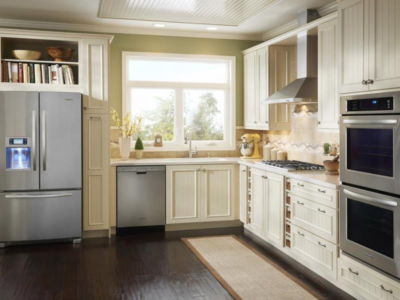 image named 20 Stunning Small Kitchen Designs 1