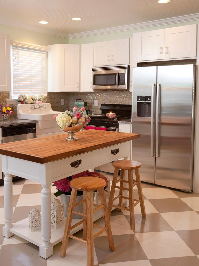 image named 20 Stunning Small Kitchen Designs 10