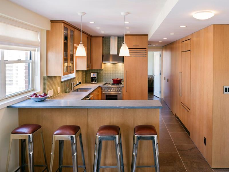 image named 20 Stunning Small Kitchen Designs 11