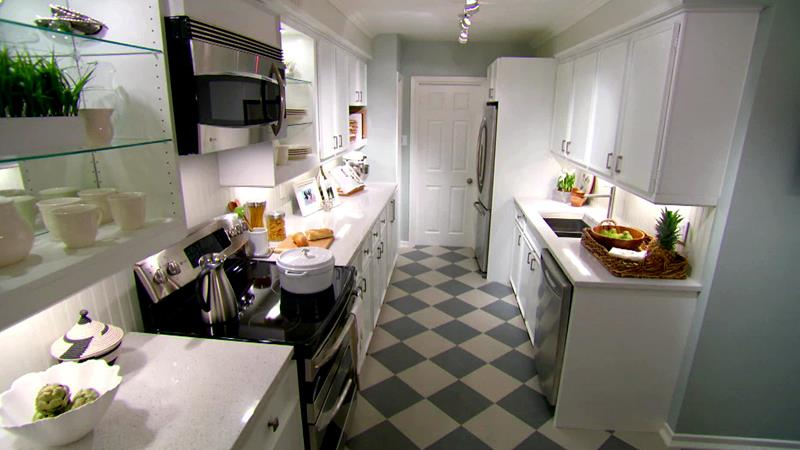 image named 20 Stunning Small Kitchen Designs 13