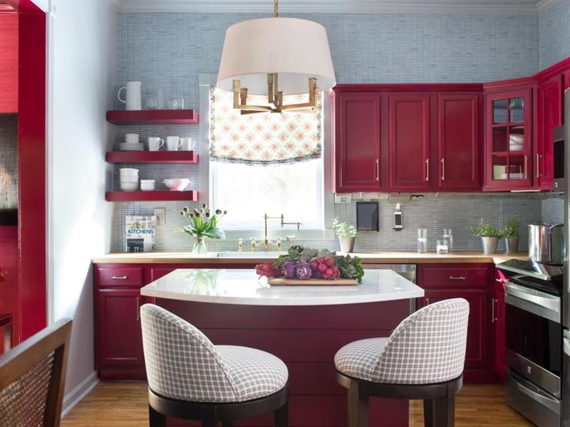 image named 20 Stunning Small Kitchen Designs 18