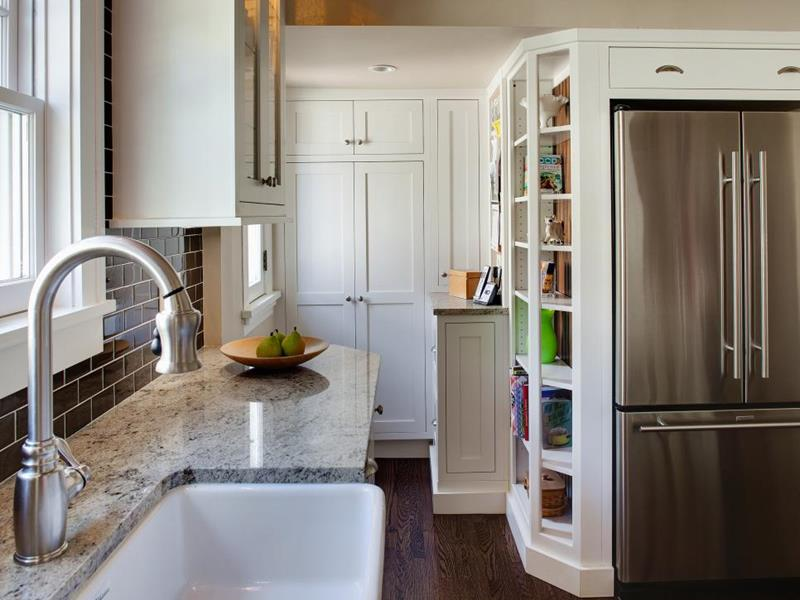 image named 20 Stunning Small Kitchen Designs 4