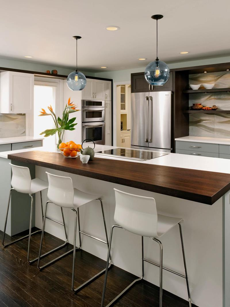 image named 20 Stunning Small Kitchen Designs 5
