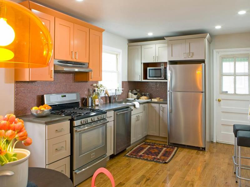 image named 20 Stunning Small Kitchen Designs 6