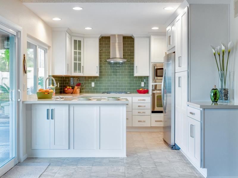 image named 20 Stunning Small Kitchen Designs 7