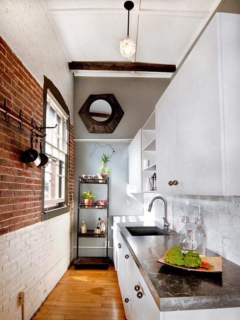 image named 20 Stunning Small Kitchen Designs 9