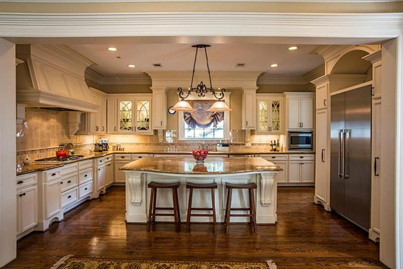image named 20 Absolutely Gorgeous Kitchen Design Ideas 12