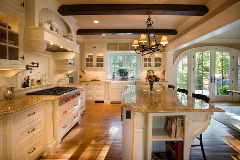 image named 20 Absolutely Gorgeous Kitchen Design Ideas 16