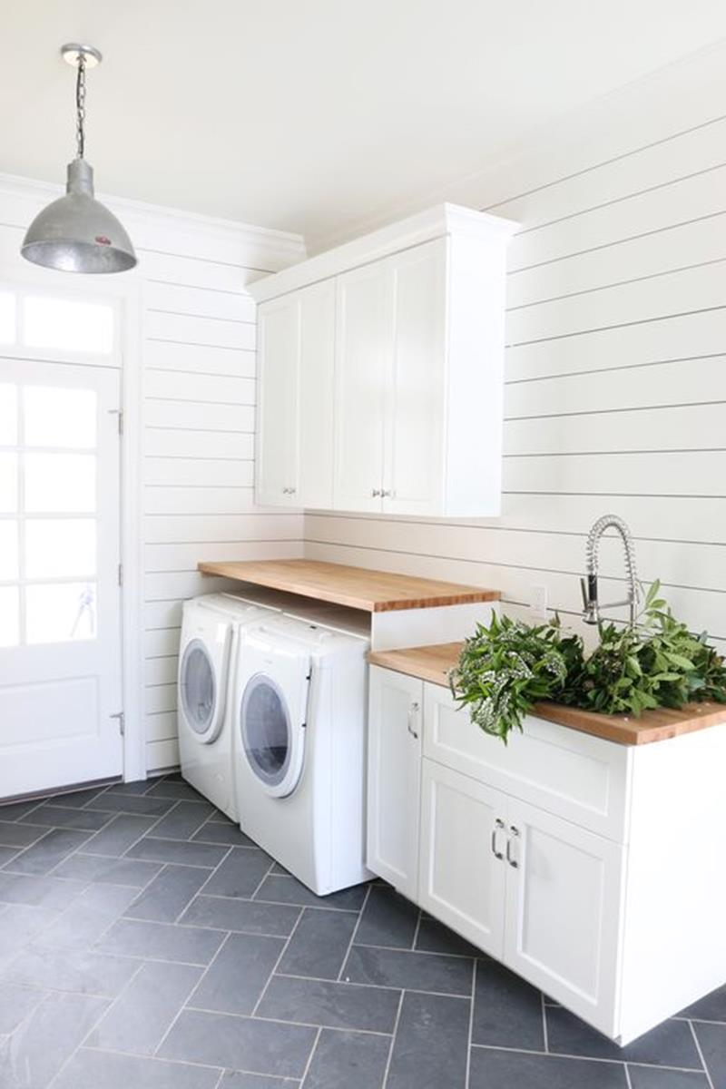 image named 20 Beautiful Laundry Room Designs 10