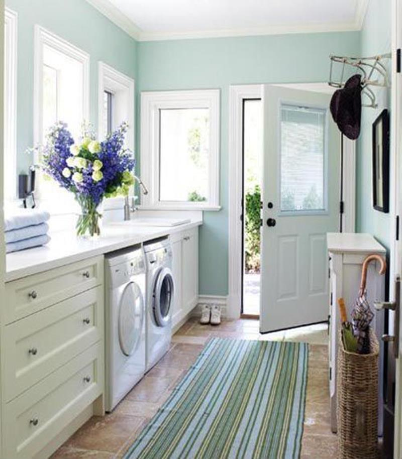 image named 20 Beautiful Laundry Room Designs 2