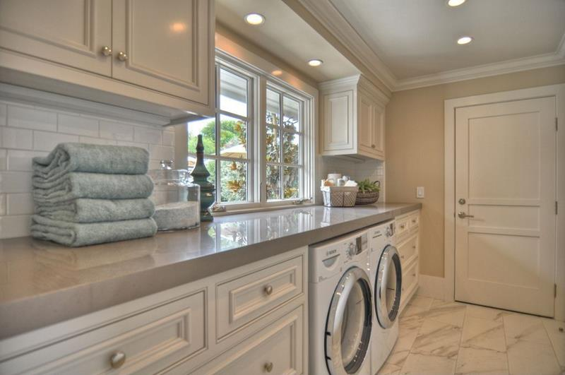 image named 20 Beautiful Laundry Room Designs 7