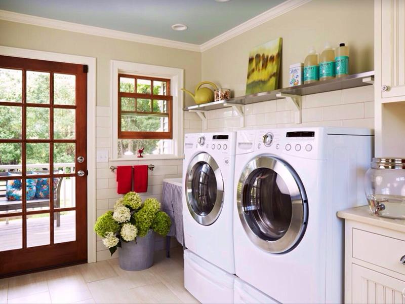image named 20 Beautiful Laundry Room Designs 9
