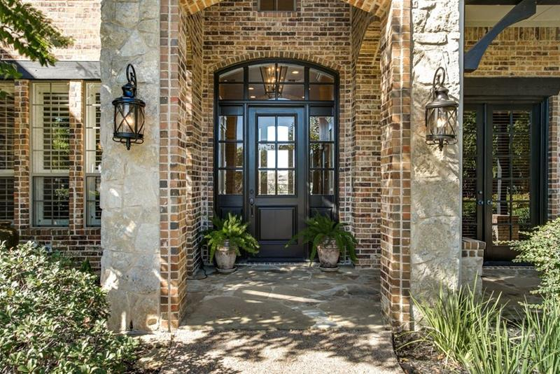 image named 20 Front Door Designs that Boost Curb Appeal title