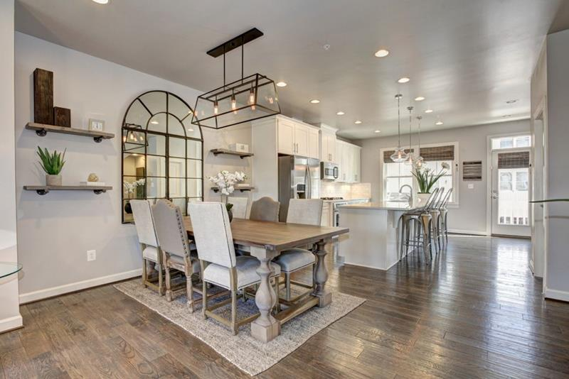 image named 20 Gorgeous Dining Room Design Ideas 1