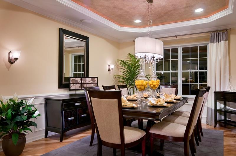 image named 20 Gorgeous Dining Room Design Ideas 3