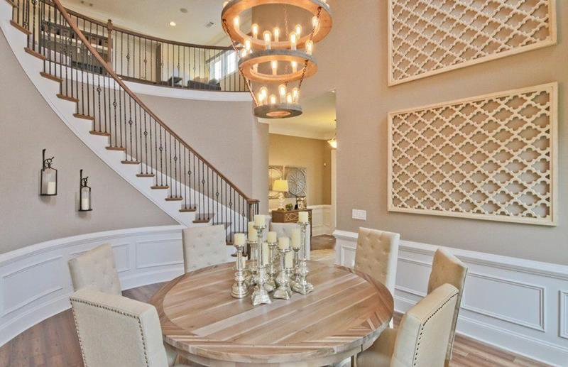 image named 20 Gorgeous Dining Room Design Ideas 4