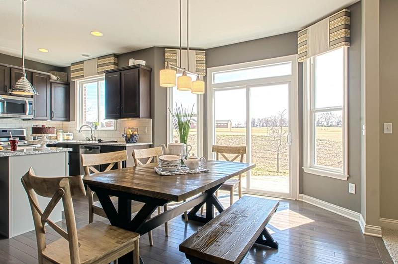 image named 20 Gorgeous Dining Room Design Ideas 5
