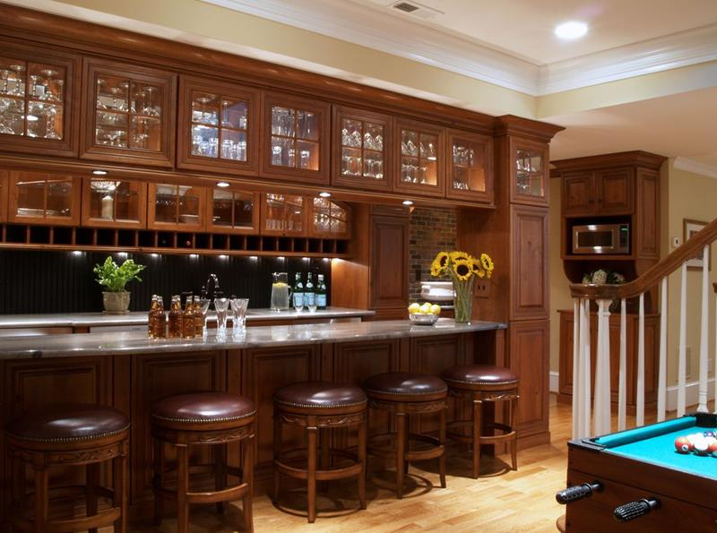 image named 20 Home Bar Design Ideas 1