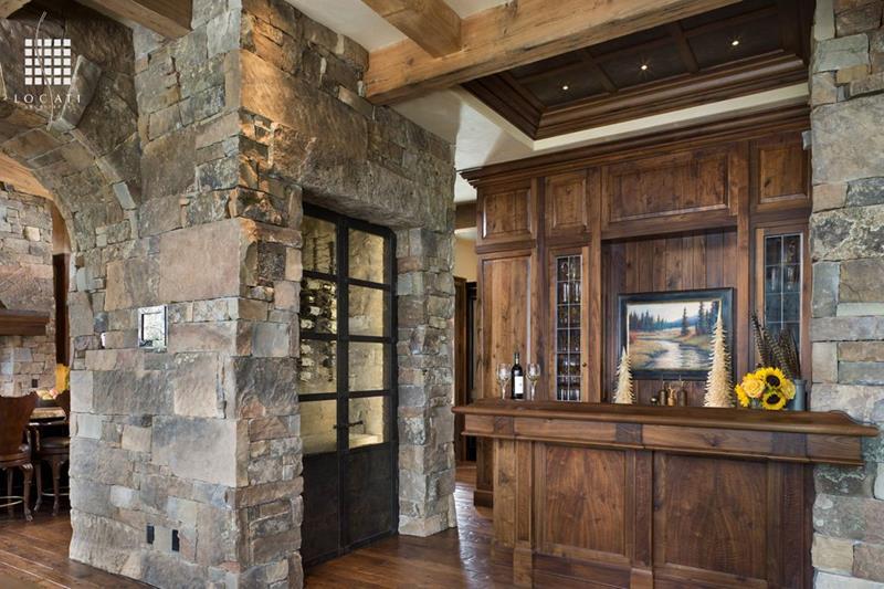 image named 20 Home Bar Design Ideas 14