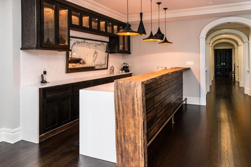 image named 20 Home Bar Design Ideas 15