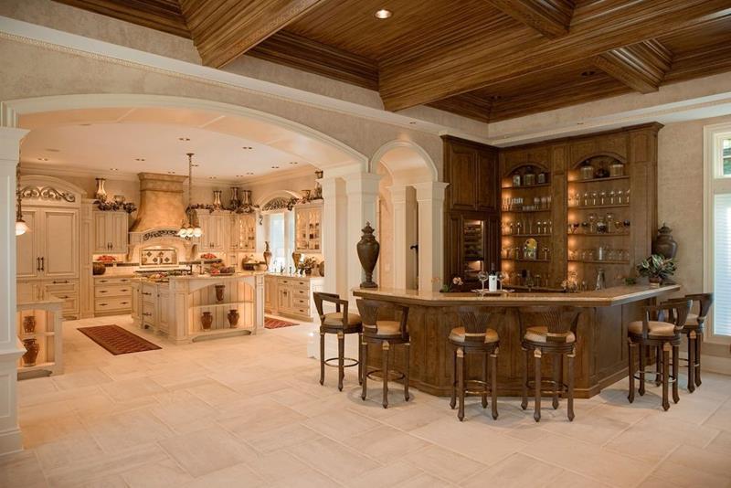 image named 20 Home Bar Design Ideas 6