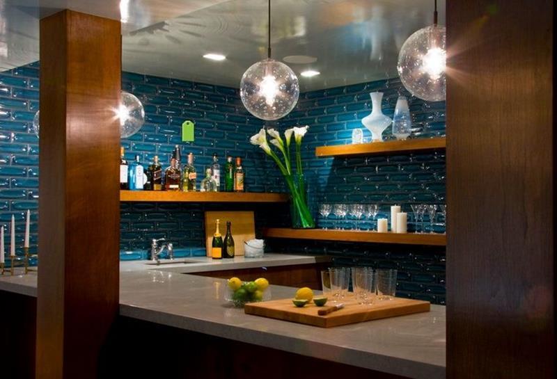image named 20 Home Bar Design Ideas 7