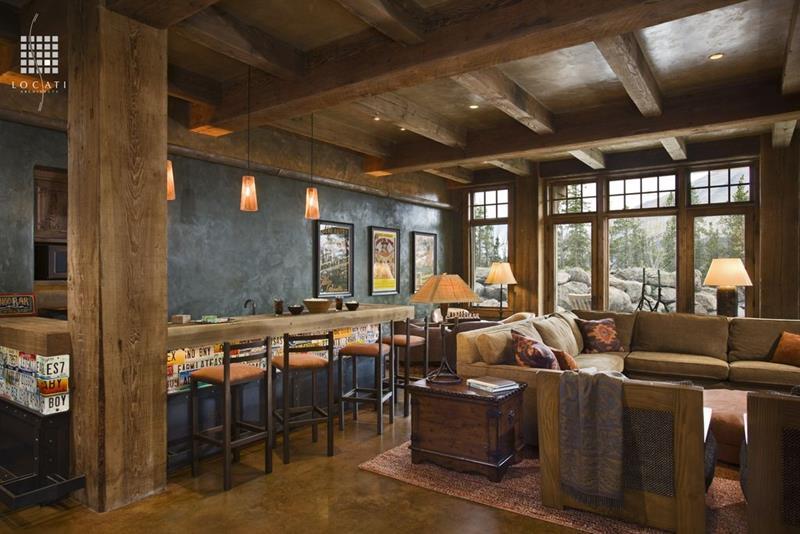 image named 20 Home Bar Design Ideas 8