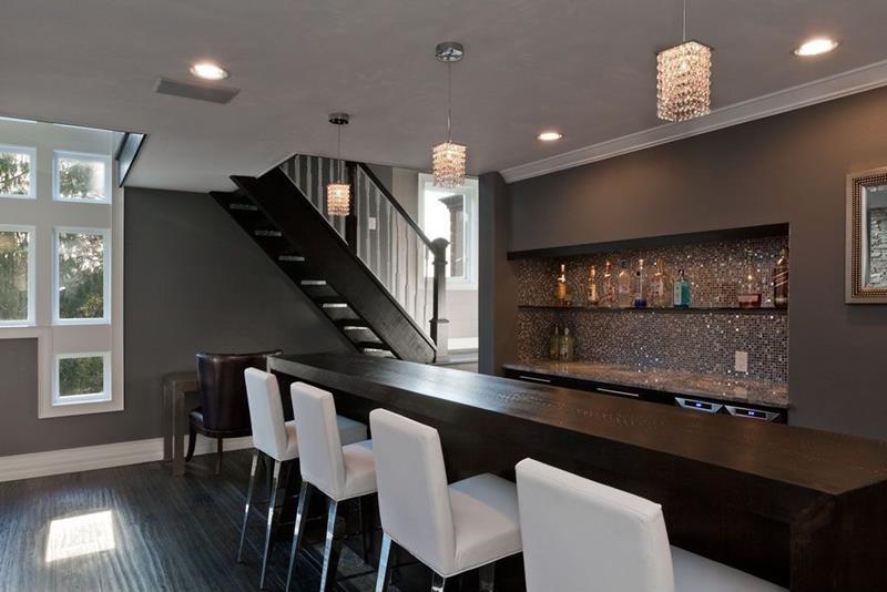image named 20 Home Bar Design Ideas title