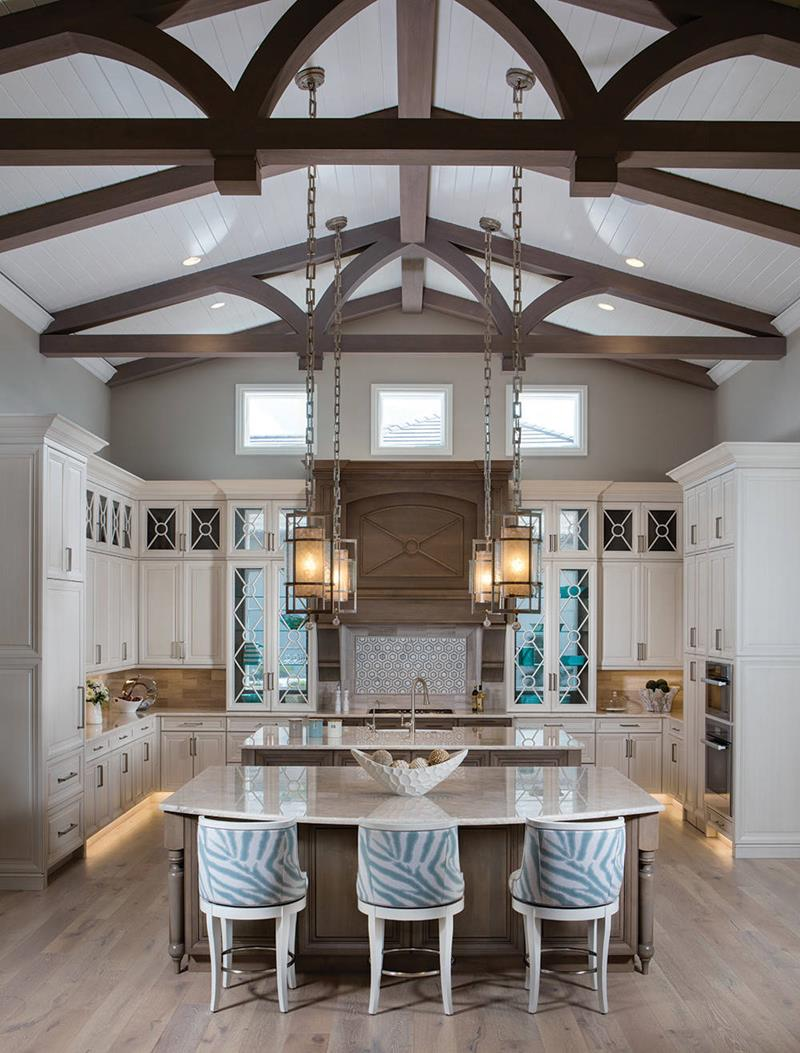 image named 20 Open Concept Kitchen Designs 2
