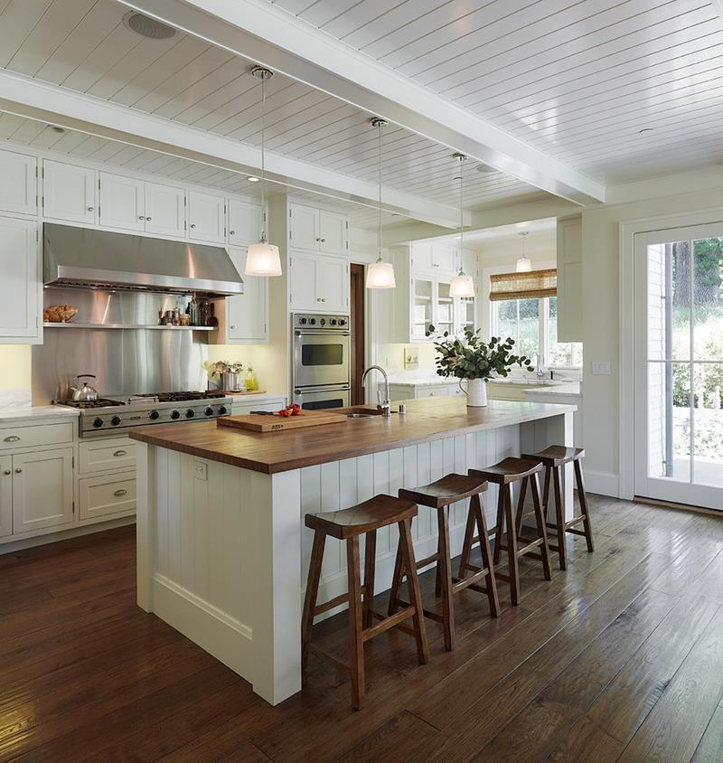 image named 20 Open Concept Kitchen Designs 5