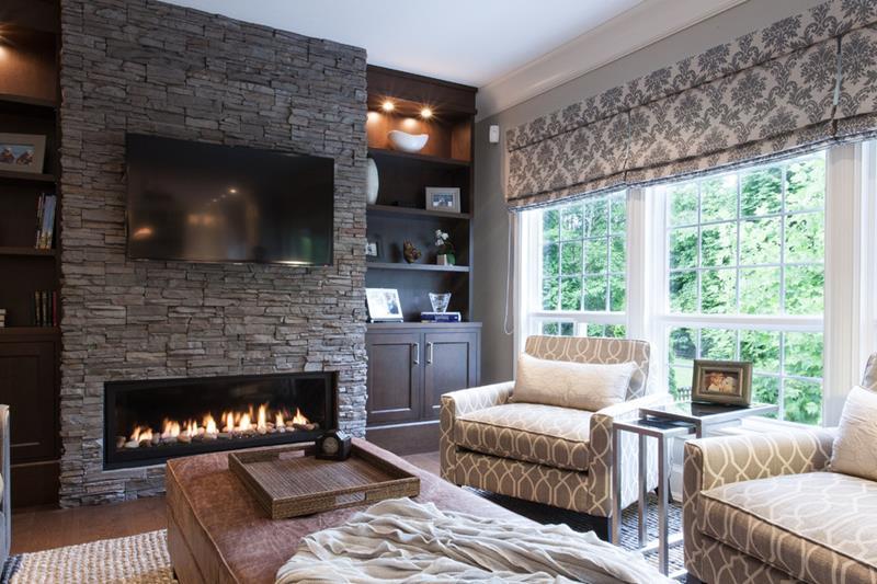 image named 20 Stunning Family Room Design Ideas 2